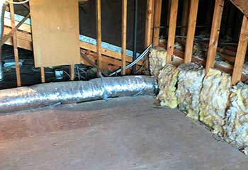 Air Duct Repair Project | Air Duct Cleaning Baytown, TX